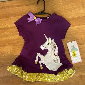 Rare editions unicorn top